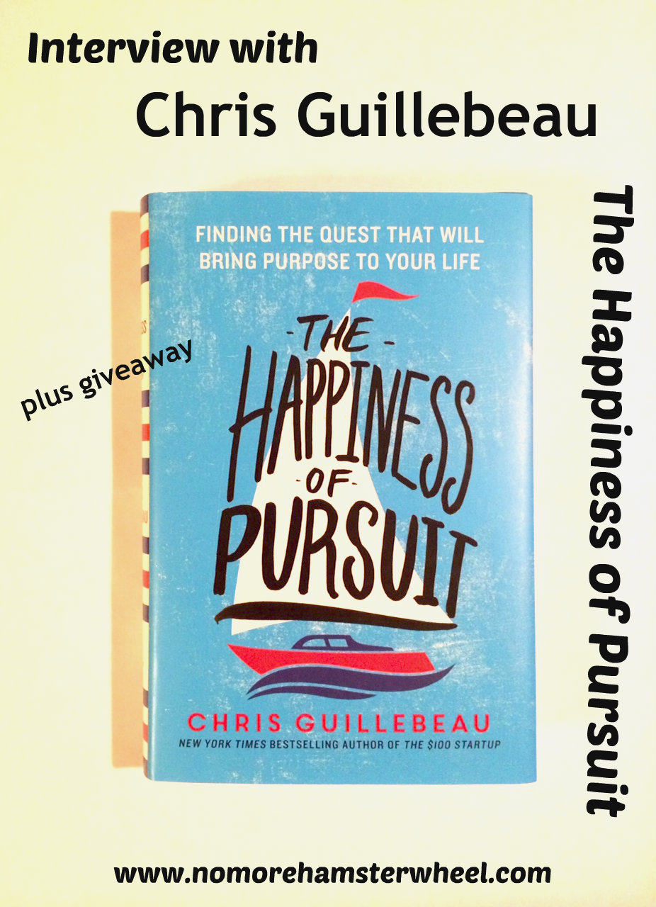 Interview with Chris Guillebeau