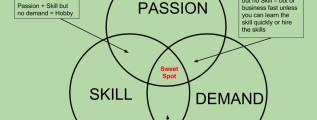 Passion Skill Demand Sweet Spot