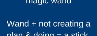 Want a magic wand