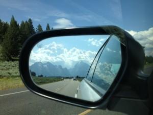 Teton sideview mirror