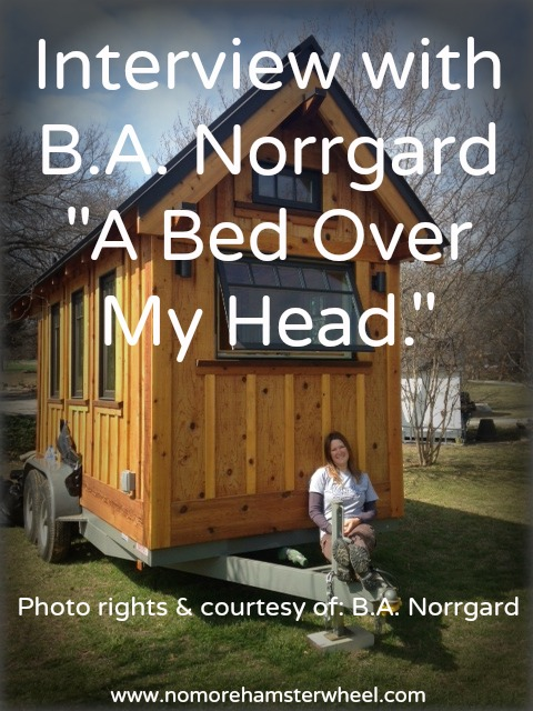 Interview with BA Norrgard photo