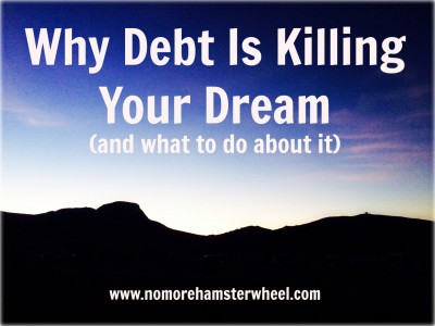 debt killing dream photo
