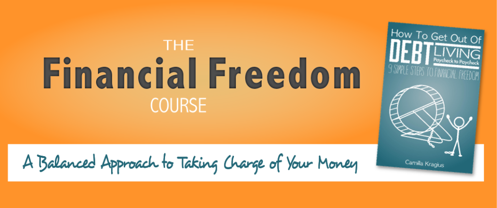 Financial Freedom course No More Hamster Wheel
