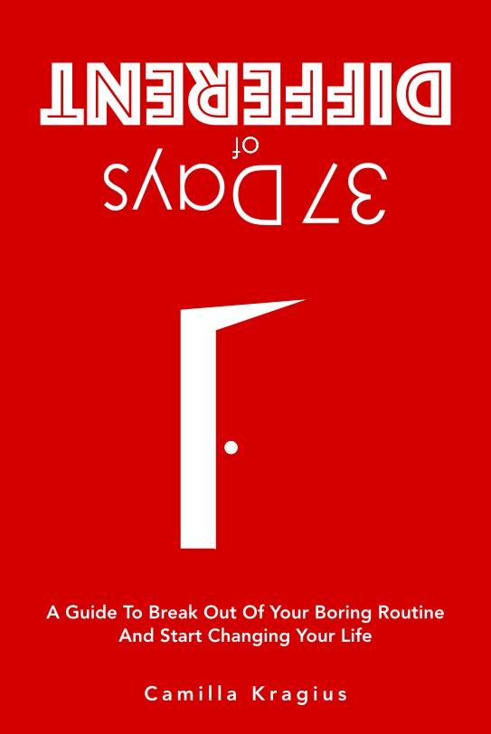 37DaysofDifferent book
