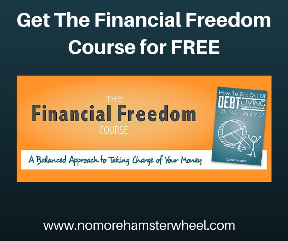 Get my Financial Freedom course for FREE