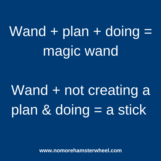 Want a magic wand